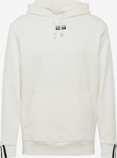 ADIDAS ORIGINALS Sweat-shirt 'R.Y.V.' en noir / blanc, Vue avec produit