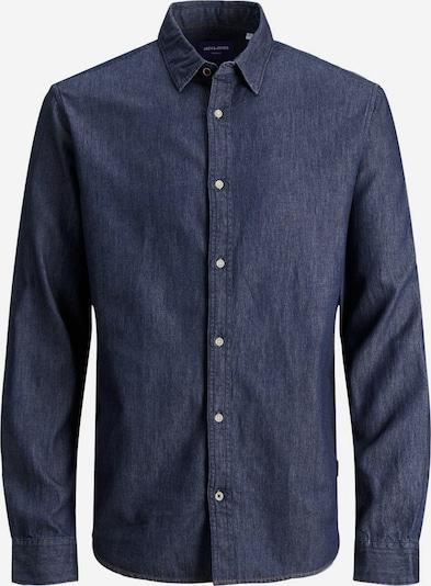 JACK & JONES Camisa 'Jorharold' en azul oscuro, Vista del producto