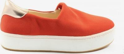 ZARA Schlüpfsneaker in 41 in rot / silber, Produktansicht