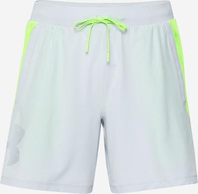 UNDER ARMOUR Športové nohavice - kiwi / biela, Produkt