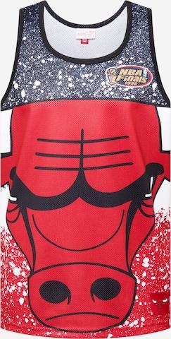 Mitchell & Ness Särk 'JUMBOTRON', värv punane