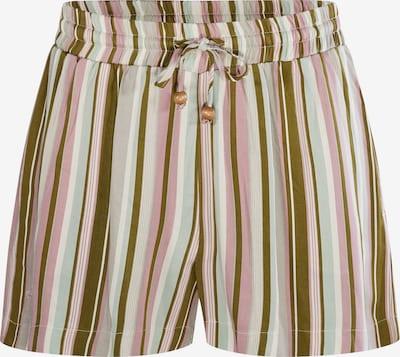 mazine Shorts ' Vagos ' in khaki / rosa / weiß, Produktansicht