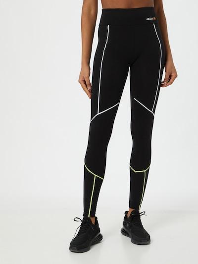 ELLESSE Leggings  'Lenora' in mischfarben / schwarz, Modelansicht
