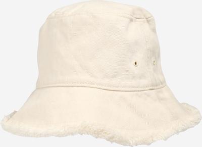 WEEKDAY Hatt 'Noren' i kräm, Produktvy