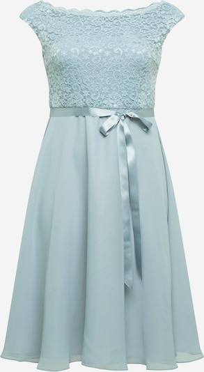 SWING Curve Cocktail dress in Pastel blue, Item view