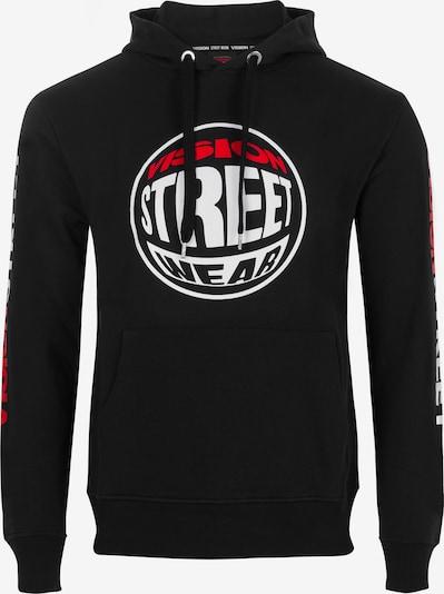 Vision Streetwear Pullover in schwarz, Produktansicht