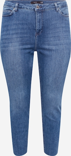 Vero Moda Curve Jean 'MANYAANNE' en bleu denim, Vue avec produit