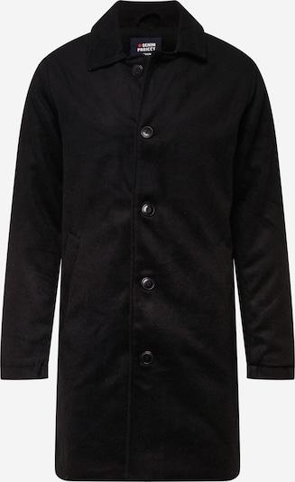 Denim Project Mantel in schwarz, Produktansicht