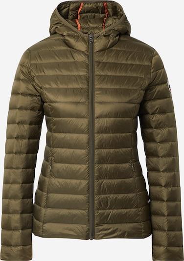 JOTT Prehodna jakna 'Cloe' | kaki barva, Prikaz izdelka