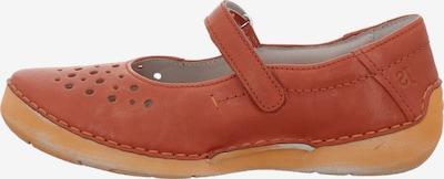 JOSEF SEIBEL Halbschuh 'Fergey 77' in rot, Produktansicht