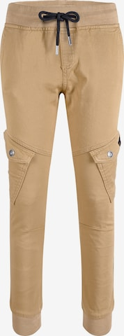 Pantalon BLUE EFFECT en marron