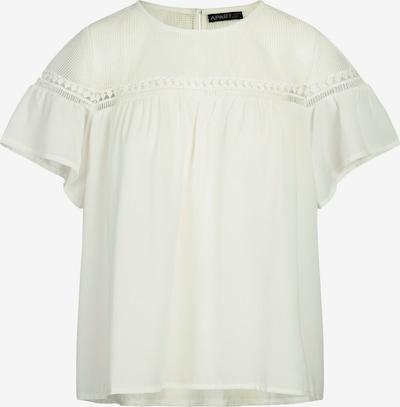 APART Bluse in weitem, légèrem Schnitt in creme, Produktansicht