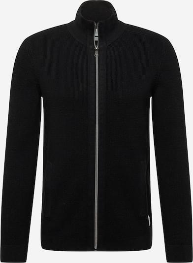 Marc O'Polo DENIM Gebreid vest in de kleur Zwart, Productweergave