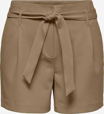 ONLY Pantalon à pince 'Carolina' en marron, Vue avec produit