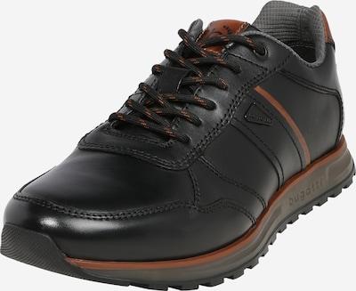 bugatti Sneaker 'Cirino' in cognac / schwarz, Produktansicht