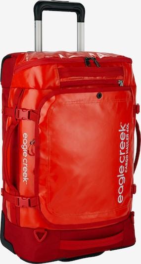 EAGLE CREEK Reisetasche in rot / weiß, Produktansicht
