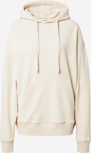Sportinio tipo megztinis iš Hey Honey, spalva – glaisto spalva / balta, Prekių apžvalga