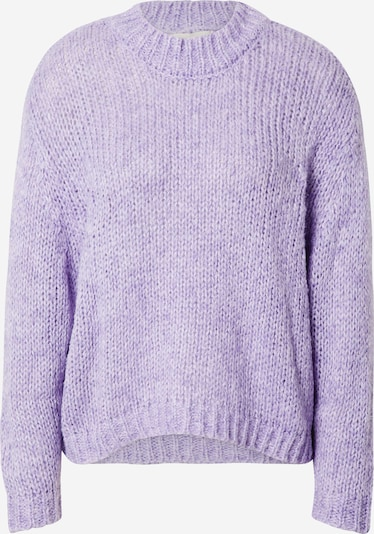 24COLOURS Pullover in lila, Produktansicht