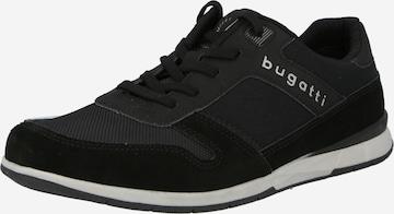 bugatti Sneaker in Schwarz