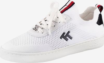 TOM TAILOR Sneaker in navy / rot / schwarz / weiß, Produktansicht