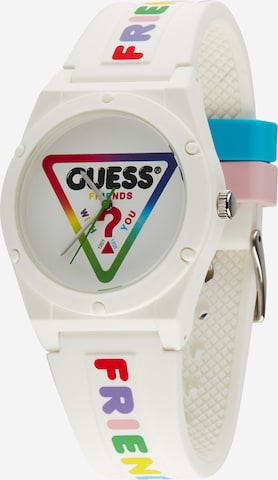 GUESS Uhr in White