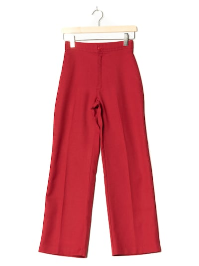 Collections Hose in S/28 in rot, Produktansicht