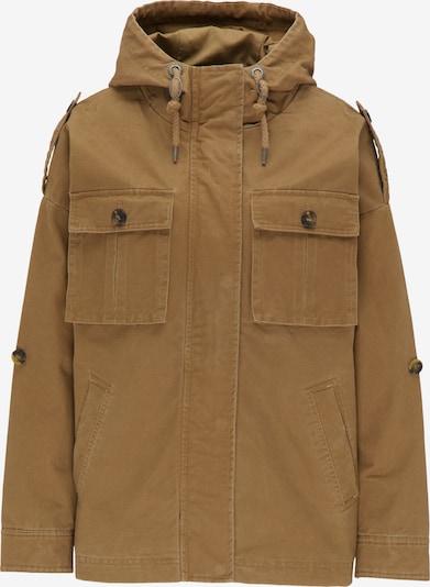 DreiMaster Vintage Jacke in dunkelbeige, Produktansicht