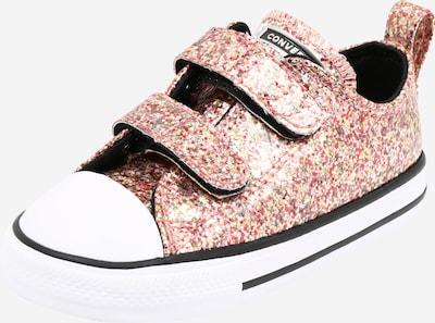 Sneaker 'CTAS 2V OX' CONVERSE pe coral / negru / argintiu, Vizualizare produs