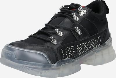 Love Moschino Sneaker 'TREKK' in schwarz / transparent, Produktansicht
