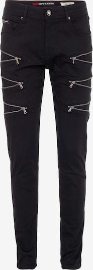 CIPO & BAXX Jeans 'CD509' in schwarz, Produktansicht