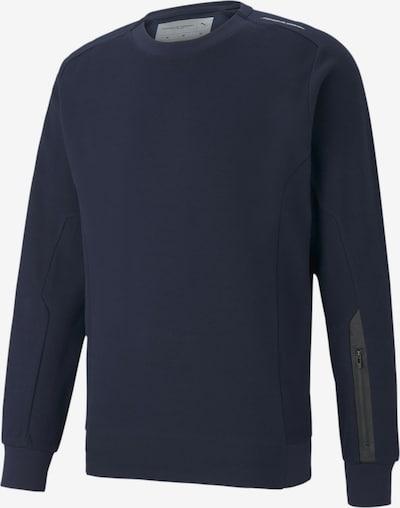 PUMA Sweatshirt in de kleur Navy, Productweergave