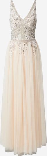 LACE & BEADS Společenské šaty 'Saraya' - krémová / stříbrná / bílá, Produkt