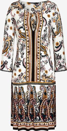 Ana Alcazar A-Linien Kleid ' Celoa ' in orange / rot / weiß, Produktansicht