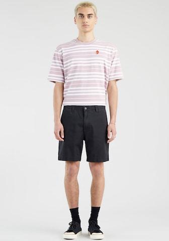 Pantaloni chino di LEVI'S in nero