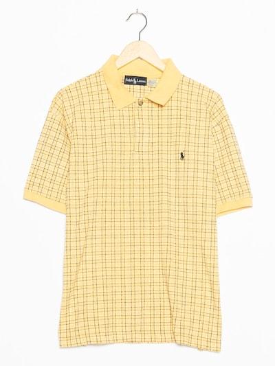 RALPH LAUREN Polohemd in L-XL in ocker, Produktansicht