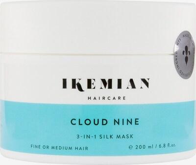 IKEMIAN Maske 'Cloud-Nine 3-In-1 Silk' in weiß, Produktansicht