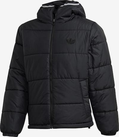ADIDAS ORIGINALS Zimní bunda - černá / bílá, Produkt