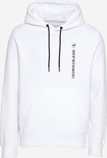 Calvin Klein Jeans Collegepaita värissä valkoinen, Tuotenäkymä