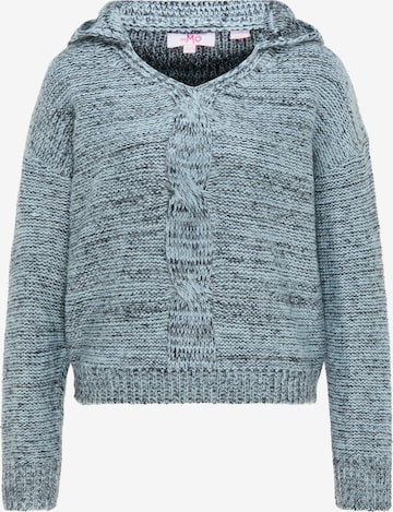 MYMO Sweater in Blue