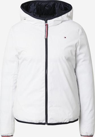 TOMMY HILFIGER Jacke in Weiß