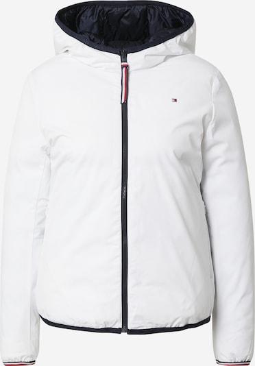 TOMMY HILFIGER Přechodná bunda - námořnická modř / červená / bílá, Produkt