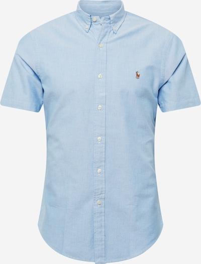 Polo Ralph Lauren Overhemd in de kleur Lichtblauw, Productweergave