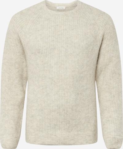 AMERICAN VINTAGE Pullover in hellgrau / graumeliert, Produktansicht