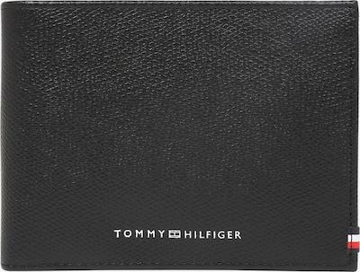 TOMMY HILFIGER Geldbörse in navy / rot / schwarz / weiß, Produktansicht