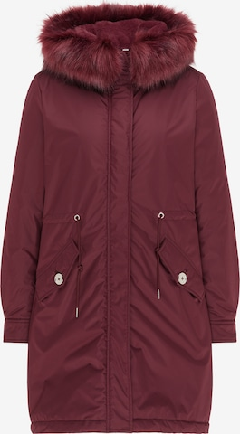 MYMO Parka in Red
