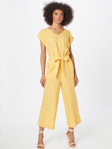 s.Oliver Ολόσωμη φόρμα σε κίτρινο