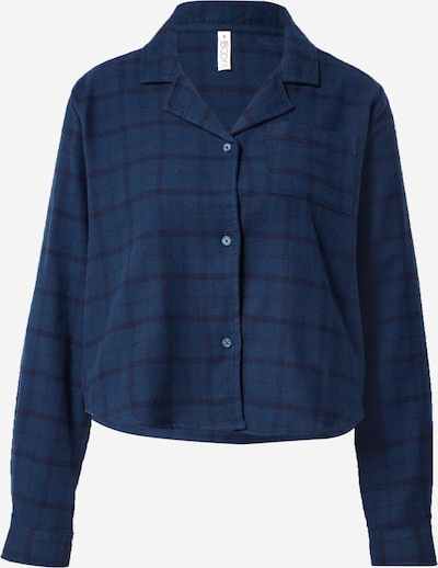 Camicia da notte Cotton On di colore blu / marino, Visualizzazione prodotti