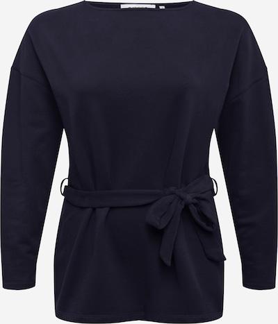 Megztinis be užsegimo iš NU-IN Plus , spalva - tamsiai mėlyna, Prekių apžvalga