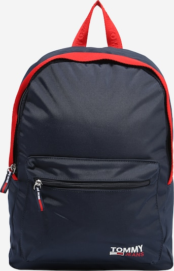 Tommy Jeans Backpack 'CAMPUS' in Navy / Red / White, Item view