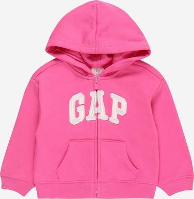 Džemperis iš GAP, spalva – rožinė / balta, Prekių apžvalga
